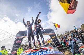 Neuville gana el Rally de Montecarlo por primera vez