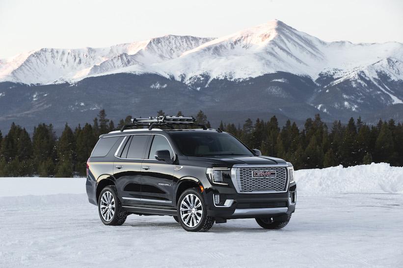 Es tiempo de las SUV de General Motors