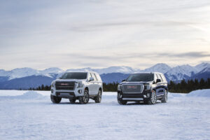 nueva generación de Yukon Denali