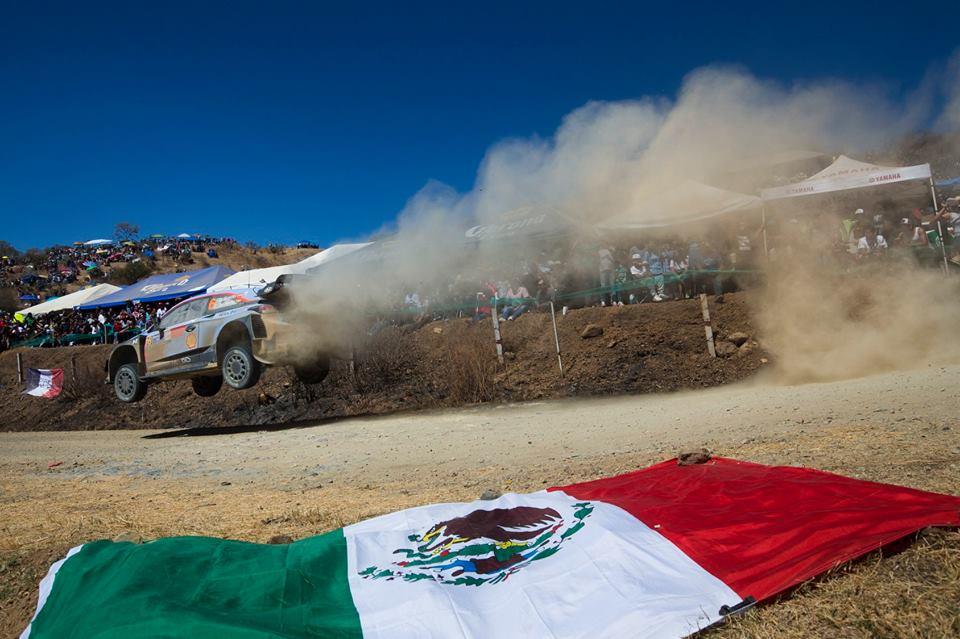 Cambios calendario WRC