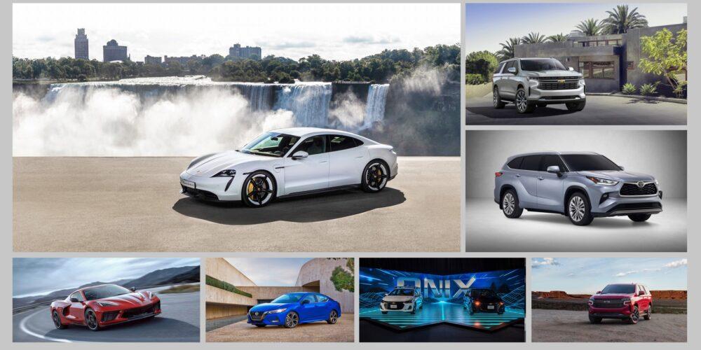 Estos son los autos que llegarán en 2020