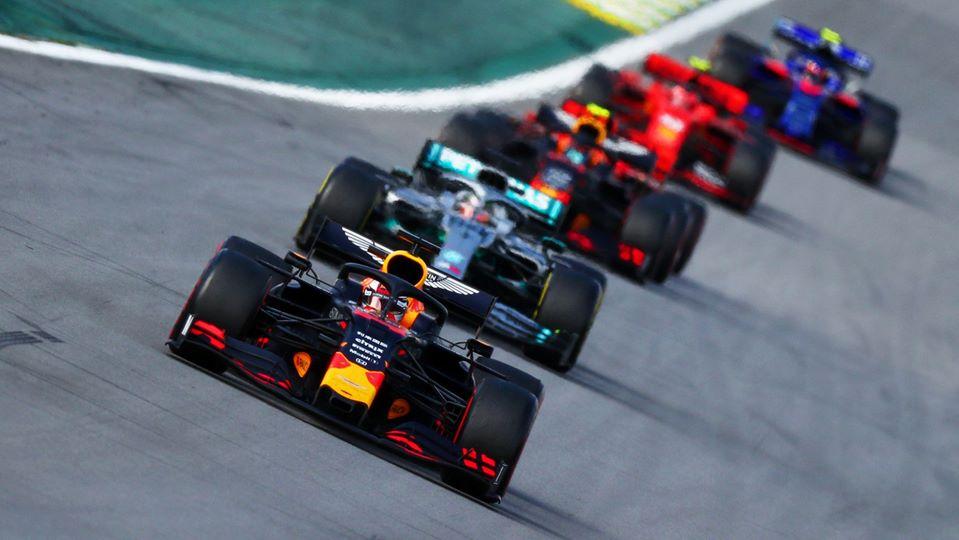 Calendario de presentaciones de los equipos de Fórmula 1