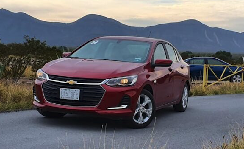 Chevrolet Onix: el trend topic de la industria automotriz