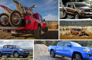 Tacoma vs las pick up de aventura