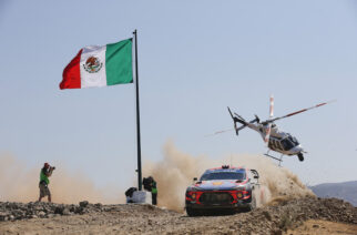 2019 FIA World Rally Championship Round 03, Rally Mexico 07-19 March 2019 Andreas Mikkelsen  Photographer: Austral Worldwide copyright: Hyundai Motorsport GmbH