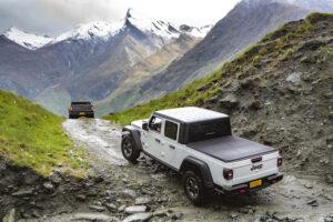 Jeep Gladiator en Nueva Zelanda