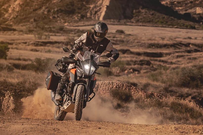 Desempeño de la nueva KTM 390 Adventure 2020