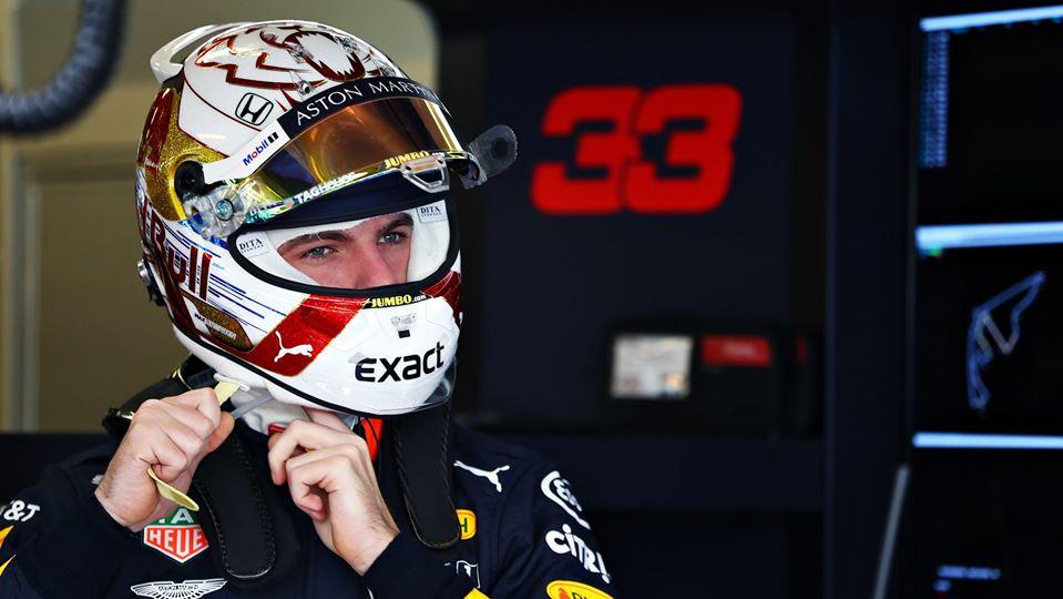Max Verstappen renueva contrato con Red Bull