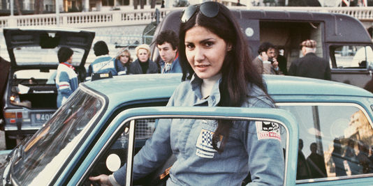 Mujeres en el deporte motor