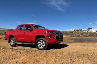 Mitsubishi presenta la L200 y anuncia dos nuevos vehículos