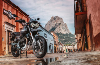 Moto Guzzi V85TT, la doble propósito italiana