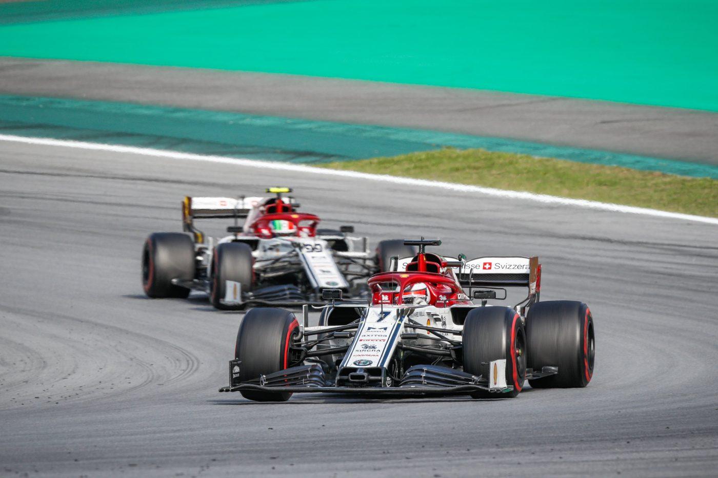 PKN ORLEN se une como copatrocinador de Alfa Romeo Racing