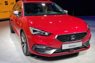 SEAT León 2021 lanzamiento