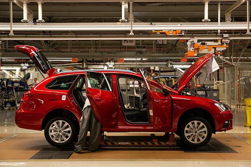 Así se producen los modelos SEAT en Martorell