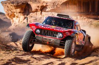 Sainz gana la etapa 5 del Rally Dakar 2020