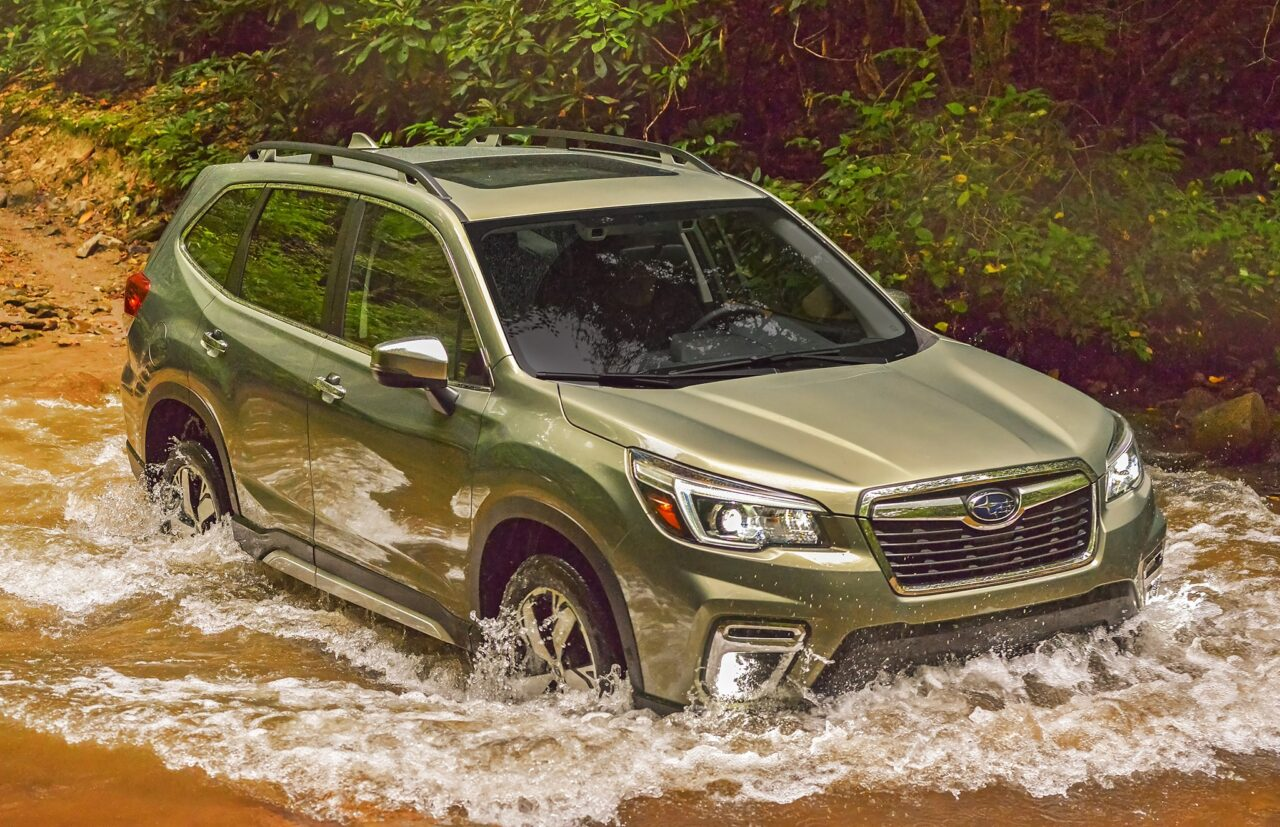 Cara a Cara; Subaru Forester y Toyota RAV4