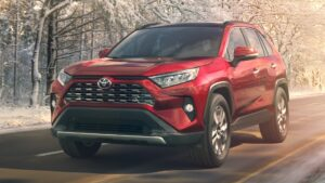 RAV 4 la más vendida en febrero 2020 para Toyota