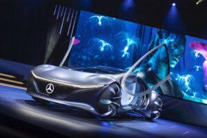 VISION AVTR de Mercedes-Benz
