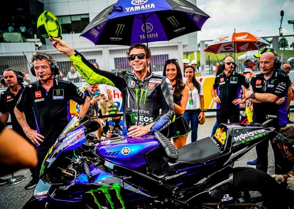 Valentino Rossi se queda sin equipo, ¿será este su retiro?