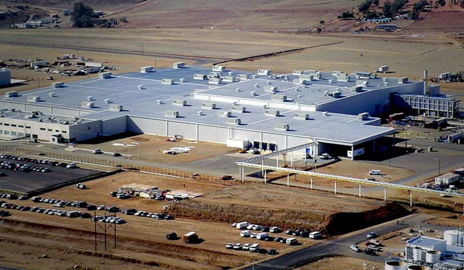 Inicia operaciones la planta de Toyota en Guanajuato