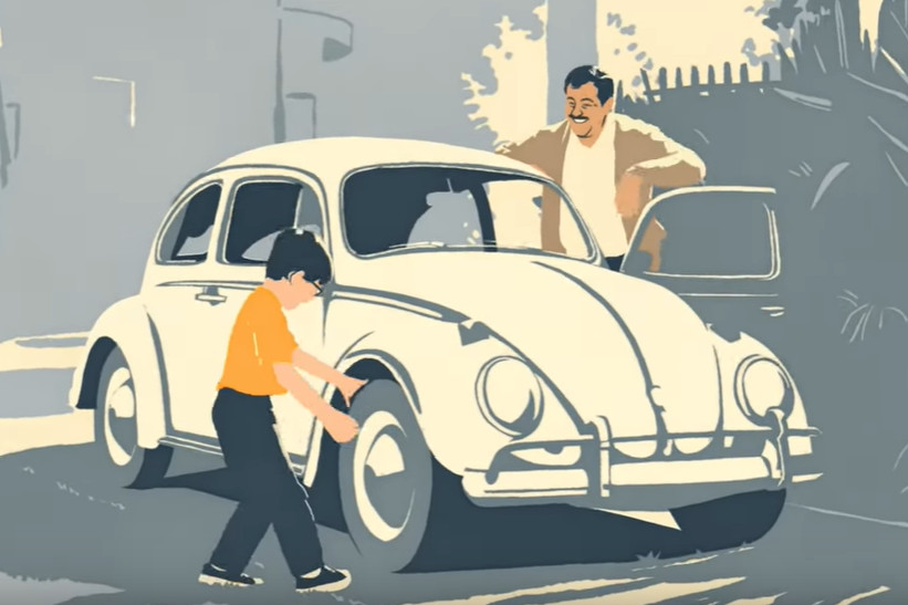 Volkswagen Beetle y su despedida en un emotivo video