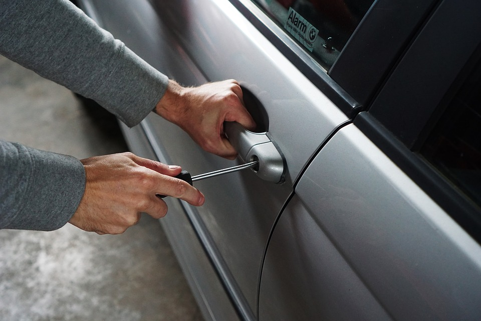 ¿Cuáles son los autos menos y más robados en México?