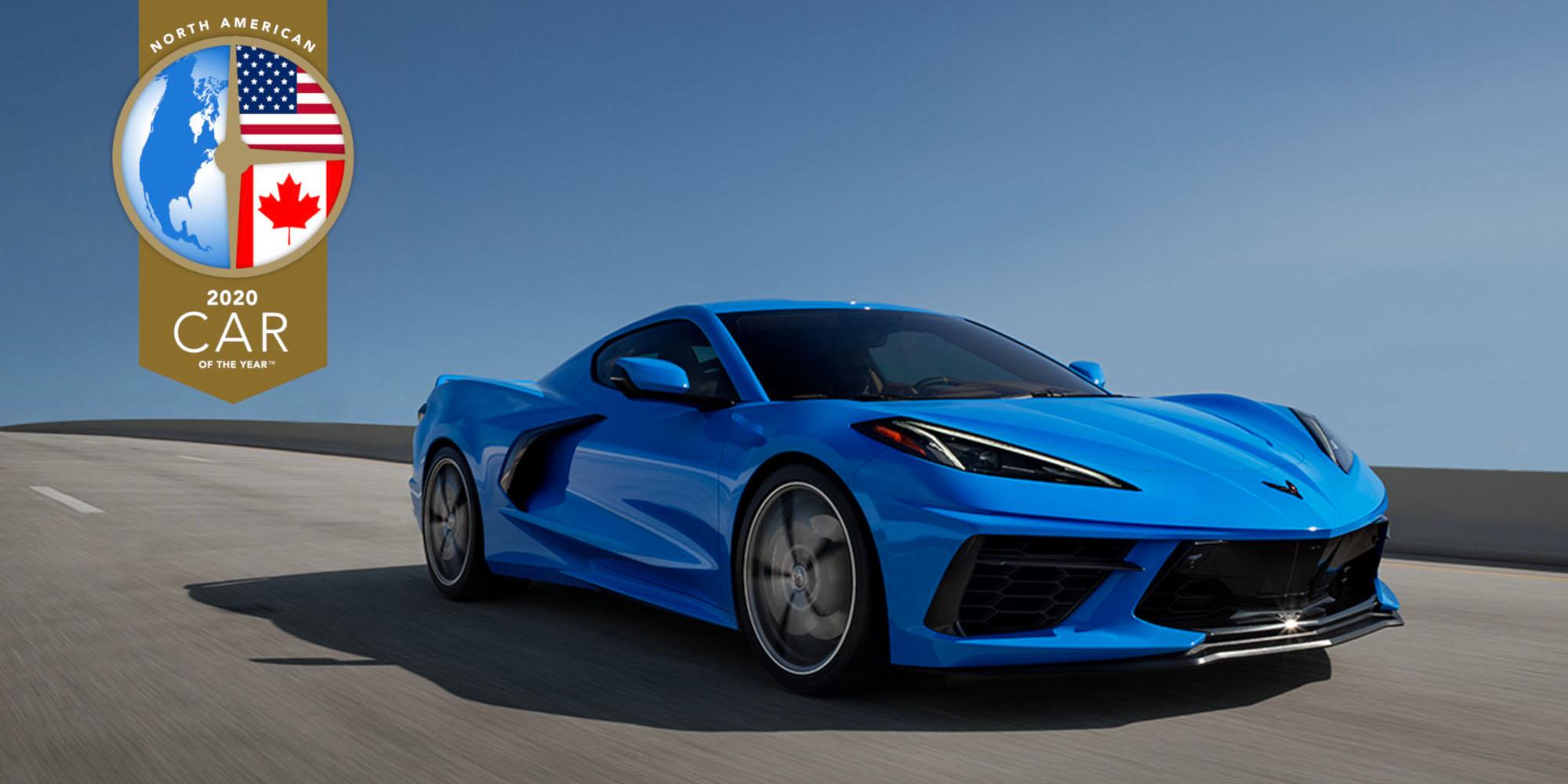 Corvette, Gladiator y Telluride reconocidos como auto, SUV y camioneta del año