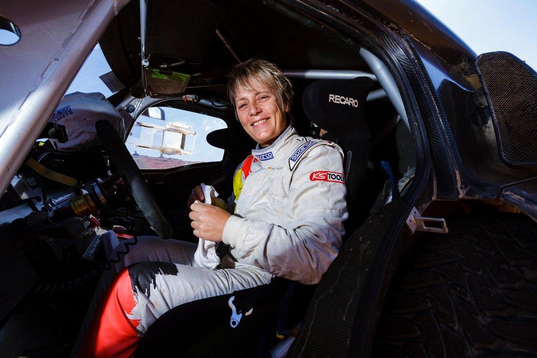 Las mejores mujeres en el deporte motor