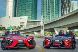 Polaris Slingshot 2020: Nuevo estilo con gran actitud