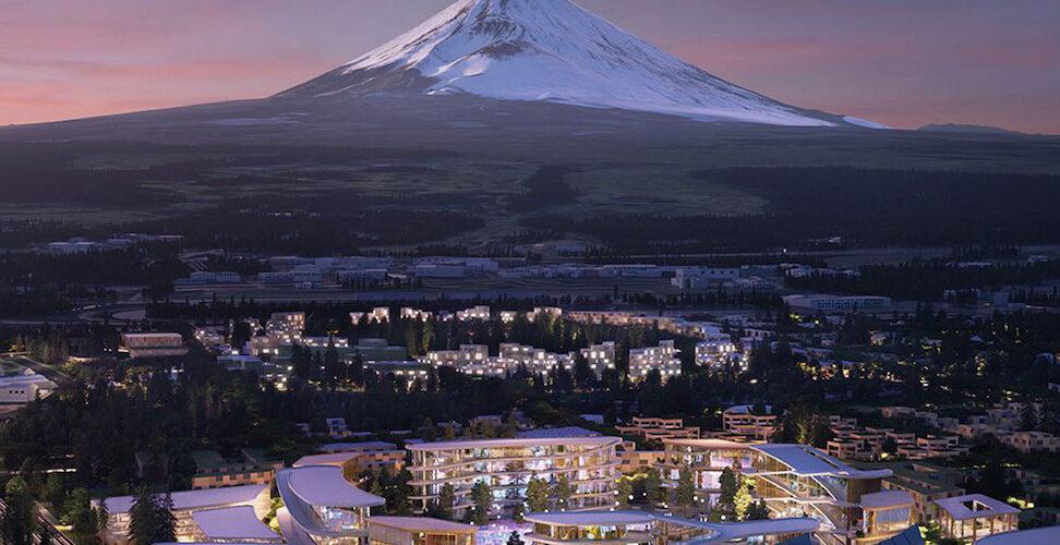 """Woven City, la """"ciudad del futuro"""" de Toyota"""