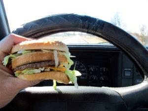 comer auto comida