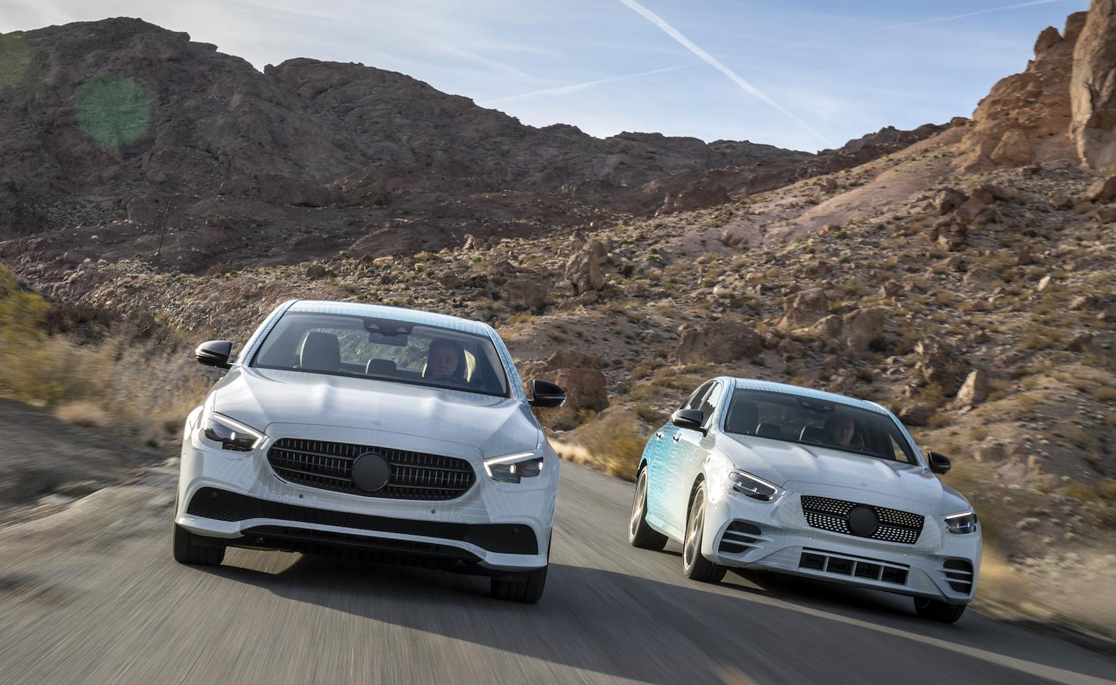 El arsenal de Mercedes-Benz para el Auto Show de Ginebra