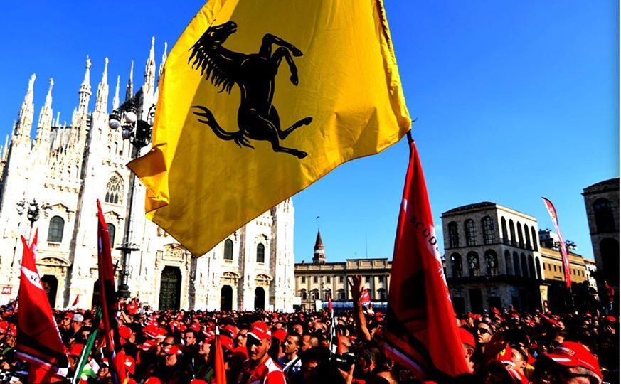 Ferrari restringe el acceso a su fábrica por coronavirus