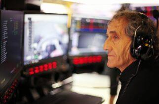 """Alain Prost, """"El Profesor"""" de la Fórmula 1"""
