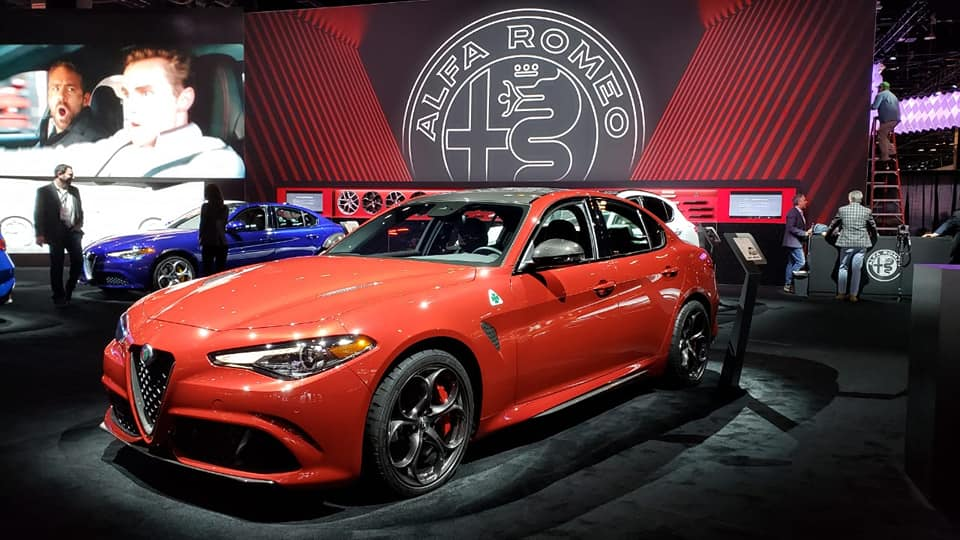 Alfa Romeo Giulia y Stelvio 2020