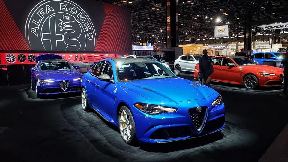 Alfa Romeo Giulia y Stelvio 2020- Auto Show Chicago-4