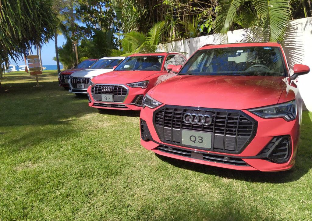 Audi Q3 versiones y precios