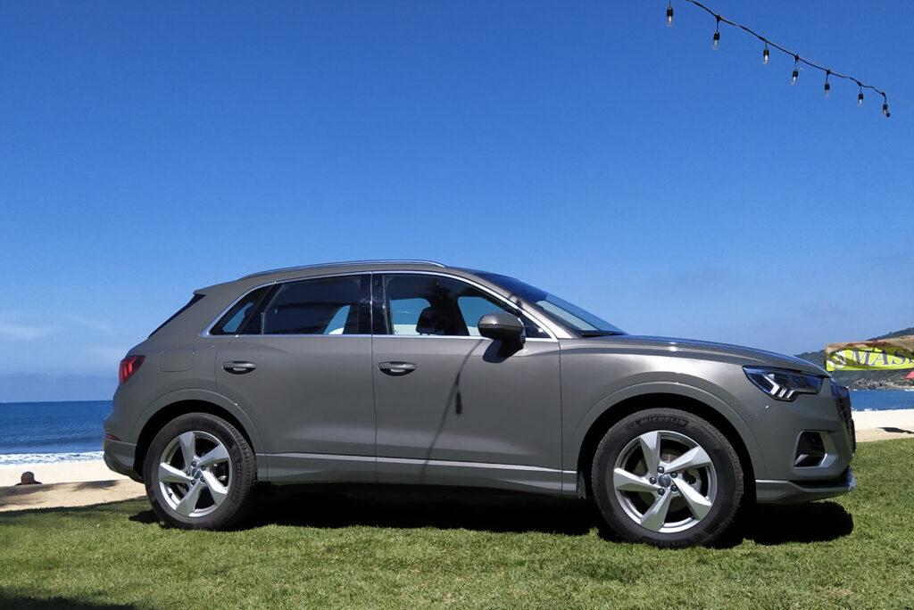Audi Q3 diseño