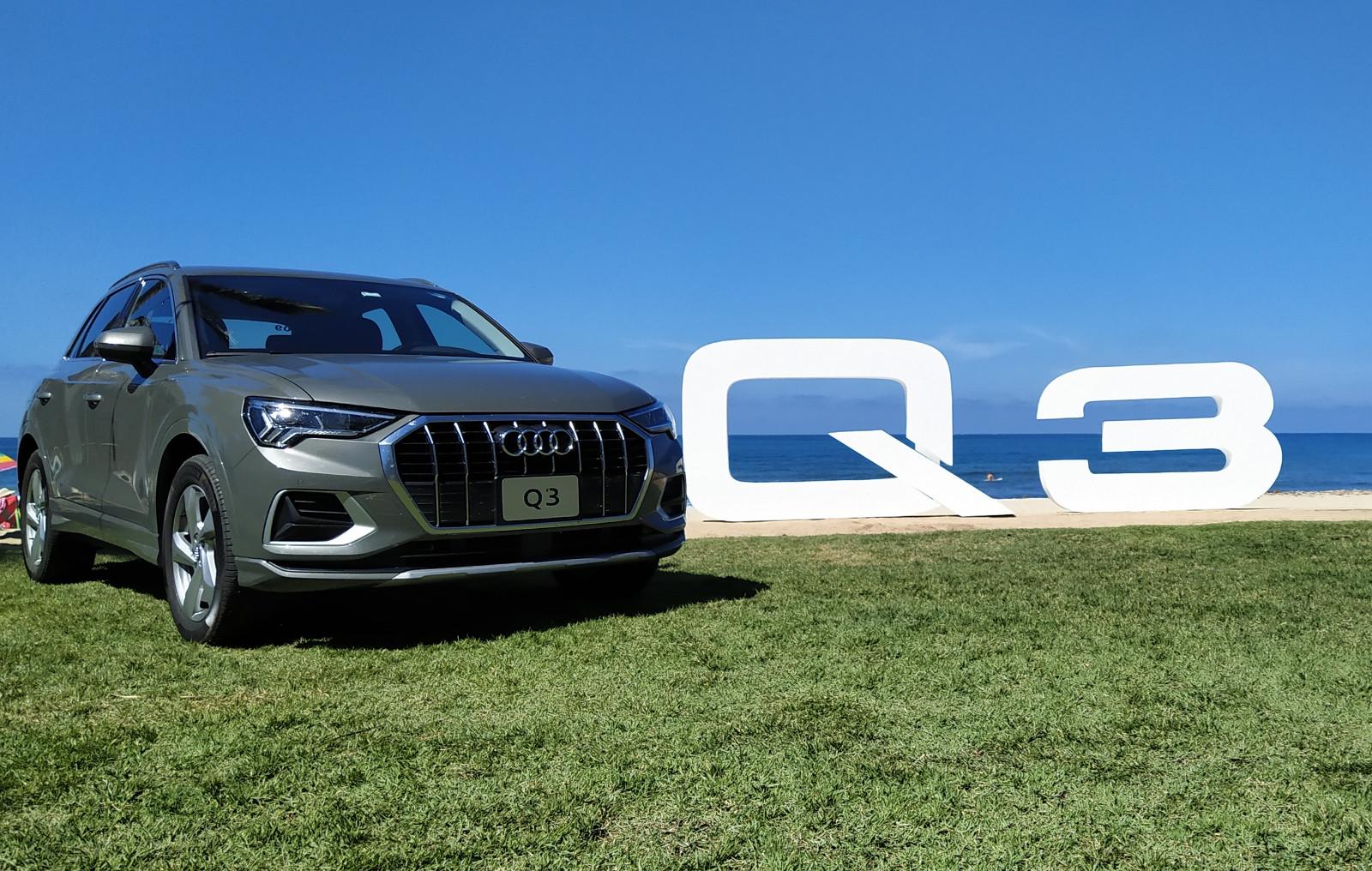 Audi Q3, una segunda generación más robusta y deportiva