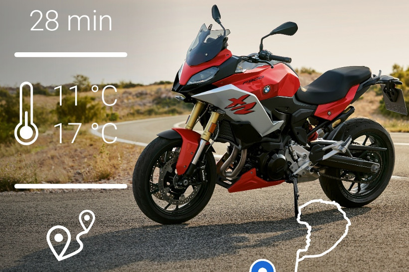 BMW Motorrad Connected App: Comparte la aventura