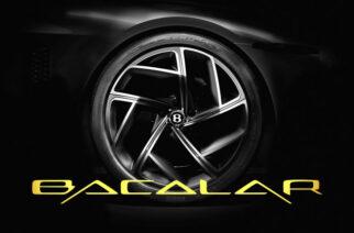 Bentley Mulliner Bacalar, el futuro eléctrico y sostenible