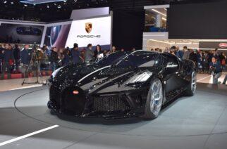 presentaciones del Auto Show de Ginebra