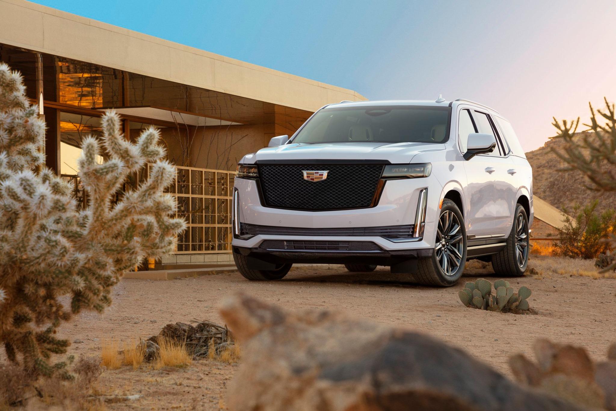 Todo lo que debes saber de Cadillac Escalade 2021