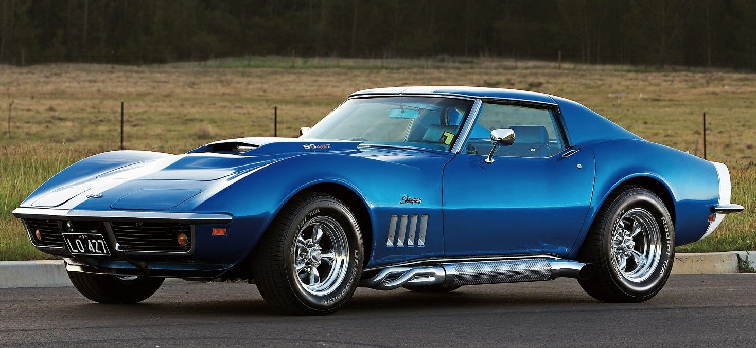 Chevrolet Corvette Stingray 1968