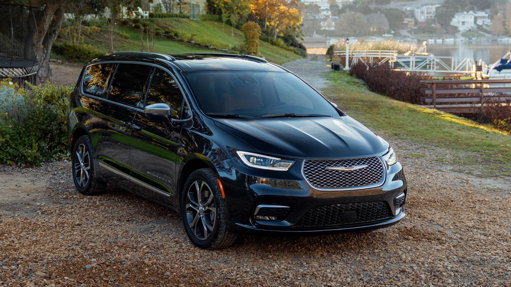 ¿Qué de nuevo trae la Chrysler Pacifica 2021?
