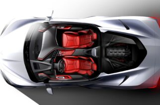 Por qué se llamó Chevrolet Corvette