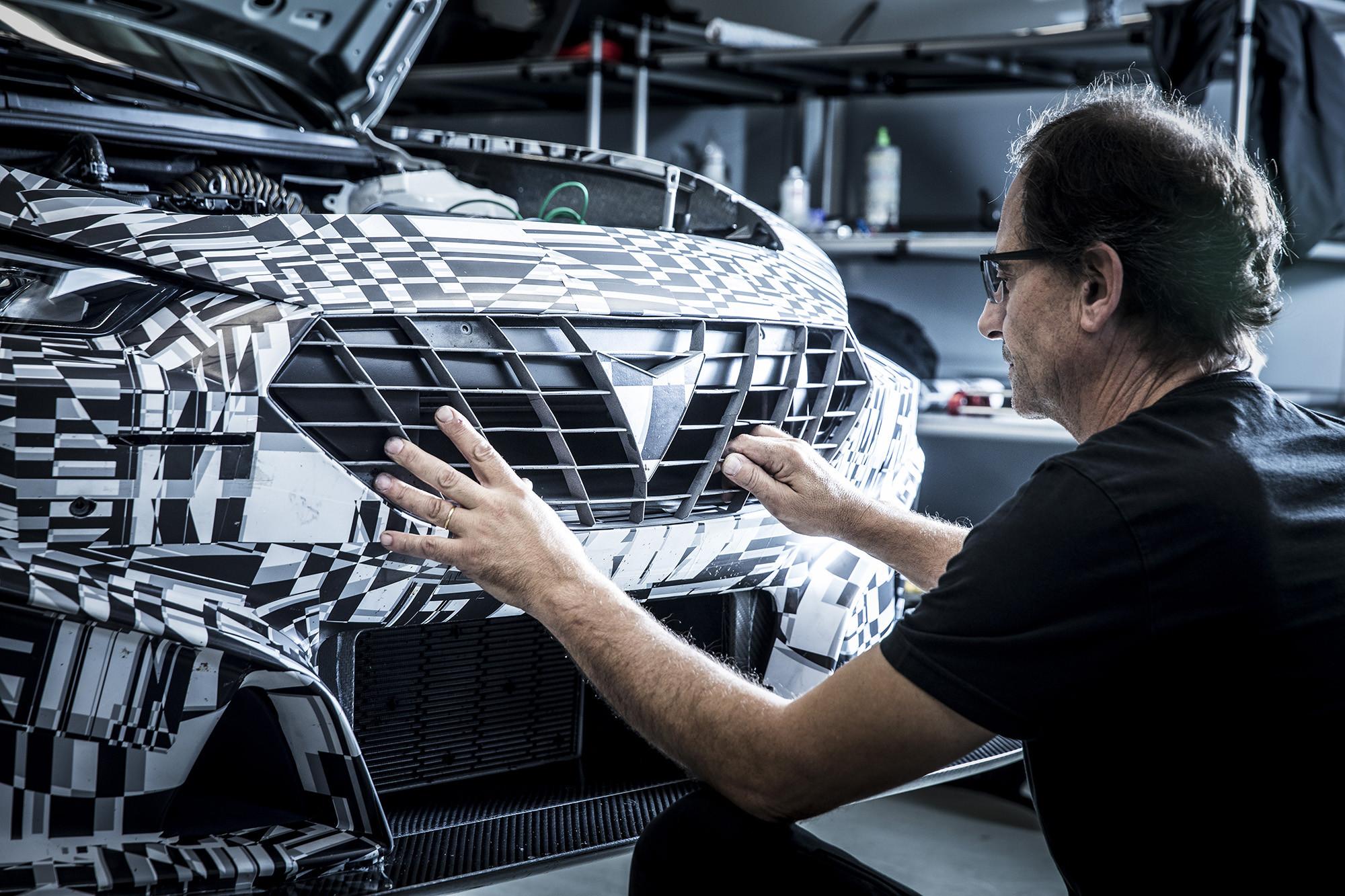 """¡Wow! Ahora se pueden """"imprimir"""" piezas en 3D para probar autos nuevos"""