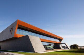 El cuartel general de CUPRA en Martorell abre sus puertas este 20 de febrero.