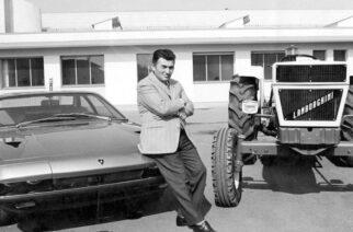 Ferruccio Lamborghini, el hombre que desafío a Ferrari