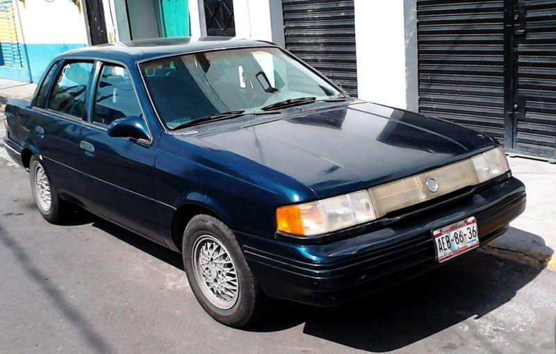 Ford Ghia: el lujo como sinónimo
